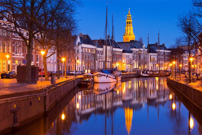 Vakantie in Groningen