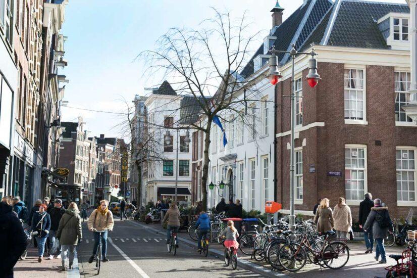 Kerstinkopen doen Amsterdam
